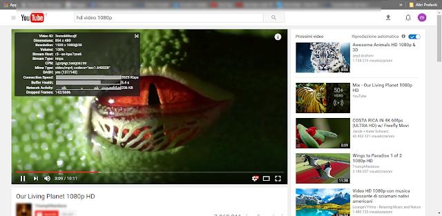 you tube hd 1080p