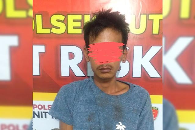 Sering berkata kasar, pemuda Lombok Tengah tebas tangan bule Australia