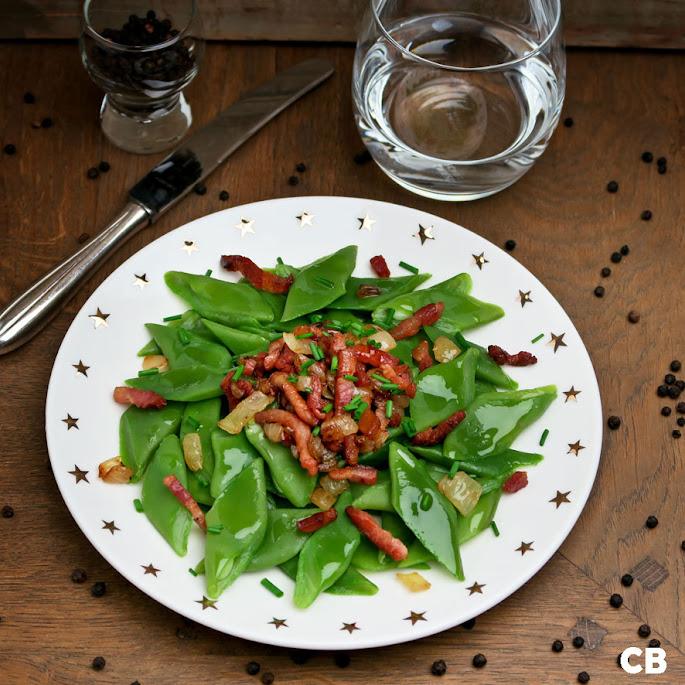 Recept: zo maak je zelf snijbonenruitjes met krokante spekjes en uitjes