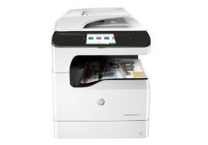 HP PageWide Managed P77740 Multifunction Printer Series