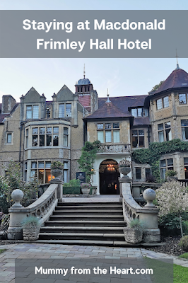 Reviewing our one night stay at Macdonald Fromley Hall Hotel in Camberley Surrey during July 2021 in Covid times