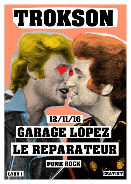 Le Reparateur Garage Lopez Lyon Trokson