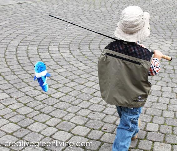 easy to make fisherman costume for halloween