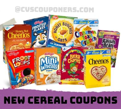 new cereal coupon print now
