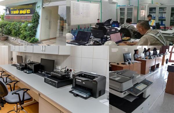 Cho thuê & bán máy photocopy giá rẻ tại TP.HCM