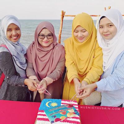 Kek Tema Hari Merdeka By Dnialicious Kuala Terengganu
