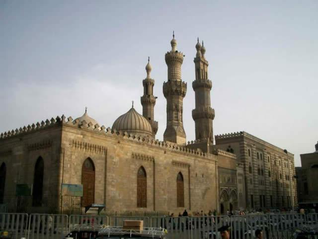 Cairo - Al Azhar Mosque - Kairo - Egito - Egypt