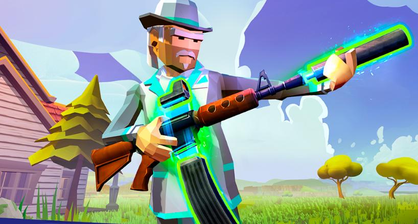 Rocket Royale | Android Games HD | Salman Games