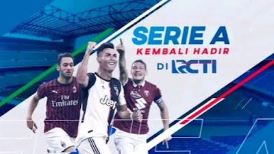 Seri a liga italia kembali ke rcti
