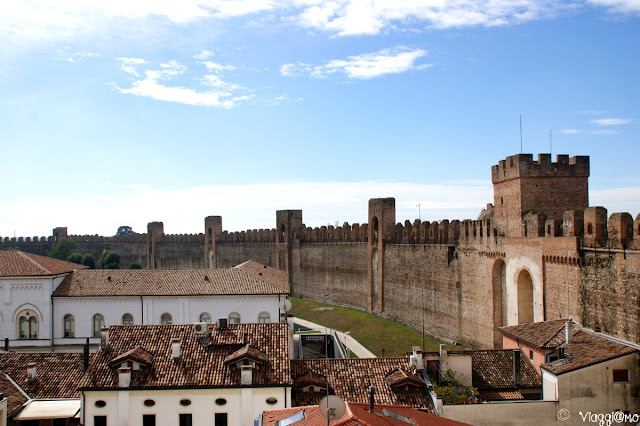 Vista Panoramica della cinta muraria