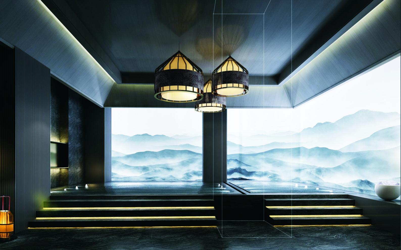 Thiết kế căn hộ Swisstouches La Luna Nha Trang