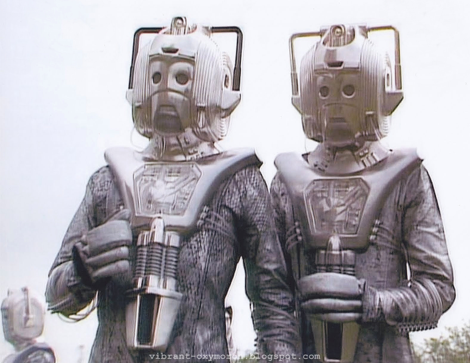 classic cybermen - photo #3