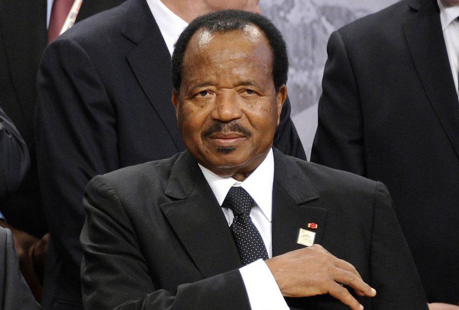 Paul Biya – Cameroon
