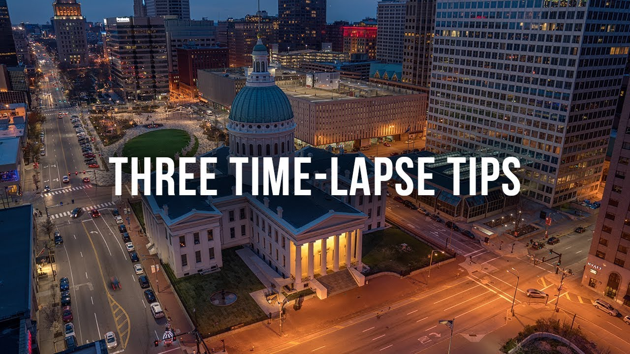 3 Simple and Effective Ways to Create Great Time-Lapses with Drew Geraci