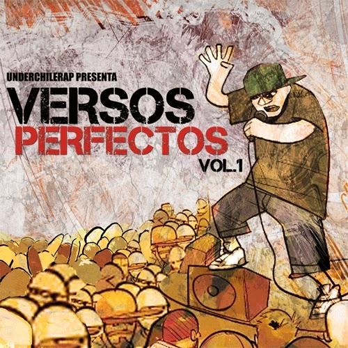 Descargar el cd versos perfectos ,rap chileno , rap ,hip hop sudamericano, lo mejor de lo mejor ,