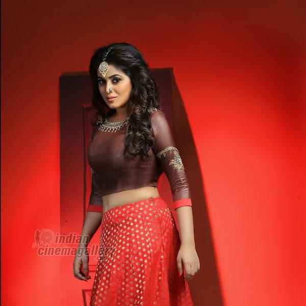 Shamna Kasim aka Poorna latest photo shoot 2