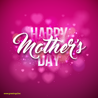 beautiful sparkling mothers day happy mothers day