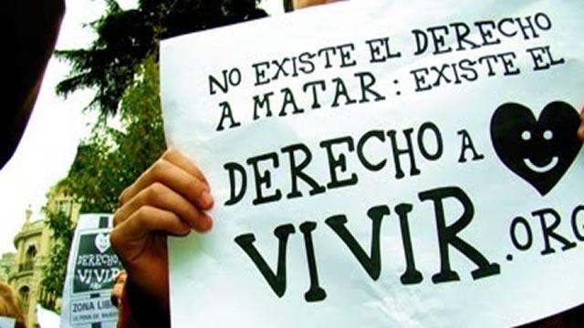 """""""Respeto por la vida: No más muertes"""""""