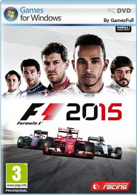 F1 2015 PC Full Español