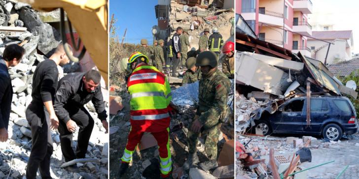 Ο Δήμος Λαρισαίων δίπλα στους σεισμόπληκτους της Αλβανίας
