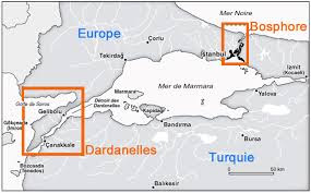 Turkey condemns warning by retired admirals over Bosphorus treaty