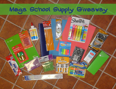wesbanco school.supply giveaway