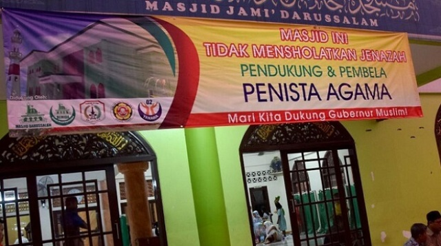 PBNU: Politisasi Agama di Jakarta Sudah Keterlaluan dan Over Dosis