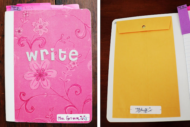 Writers Workshop Teacher Notebook