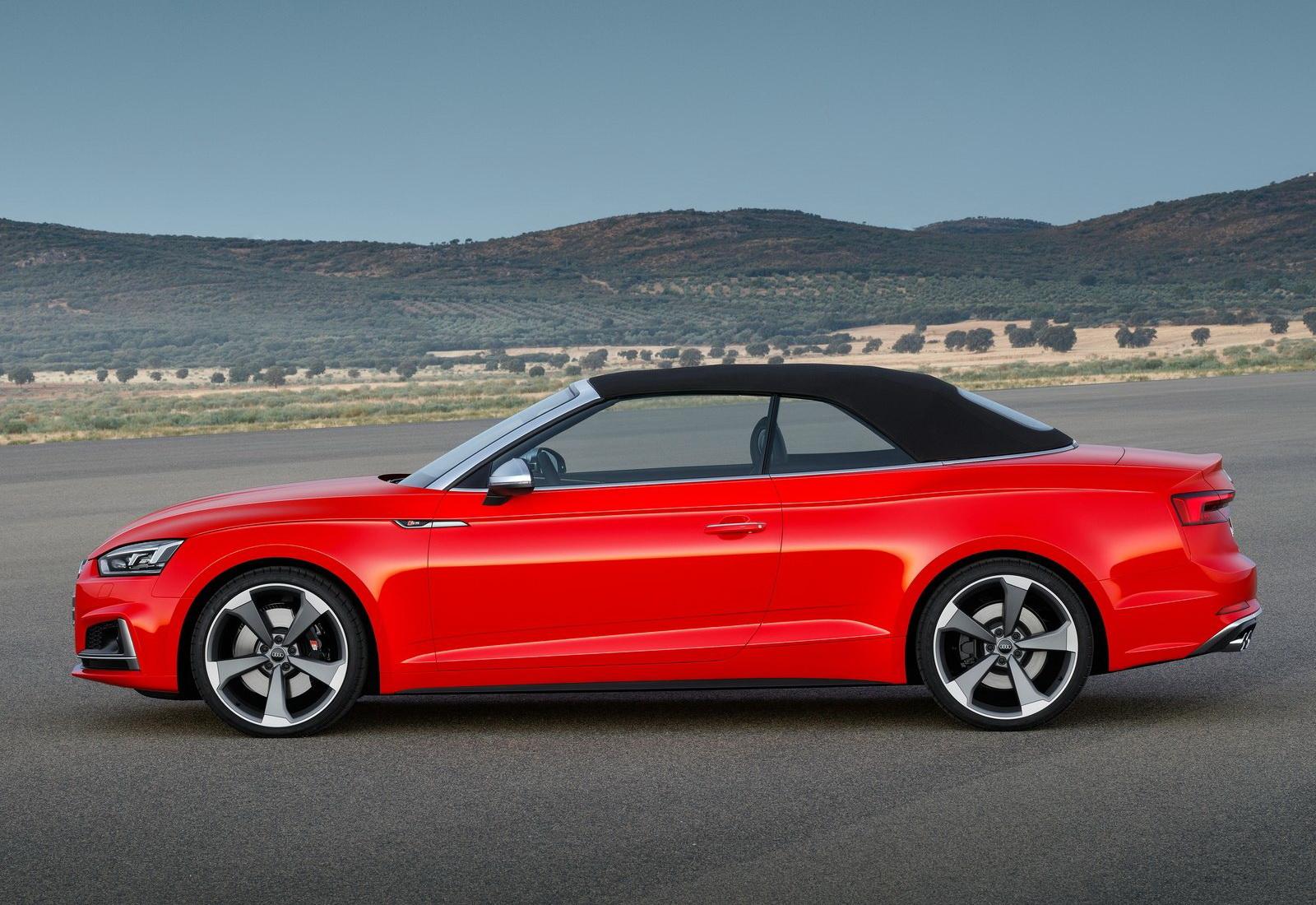 2016 - [Audi] A5 Coupé, Cabriolet et Sportback - Page 13 Audi-S5-Cabrio-4