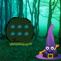 Games2Rule -Wicked Hat Forest Escape