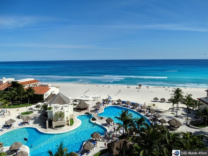 Resort Grand Park Royal Cancun - Roteiro: 12 dias em Cancun (México)