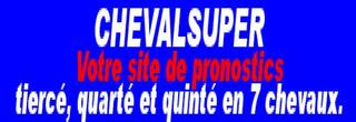 CHEVALS SUPER