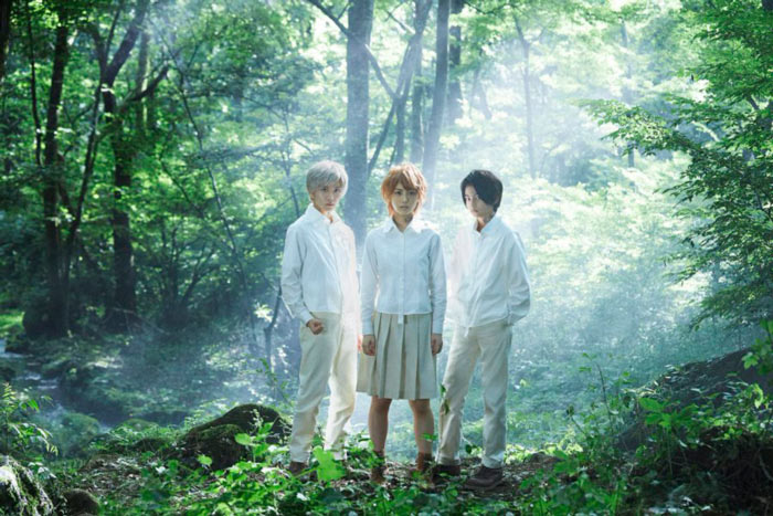 The Promised Neverland (Yakusoku no Neverland) live-action film - personajes