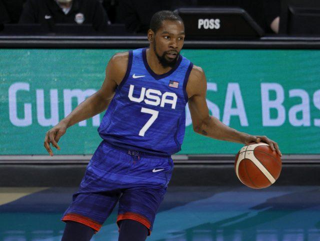 Estados Unidos basquete Tóquio 2020