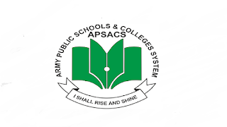 Army Public School & College APSACS Job Advertisement in Pakistan Jobs 2021 - Apply Online - career@apsachyd.edu.pk