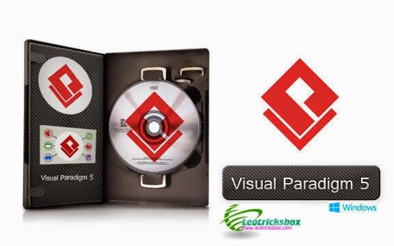 PC Software : Visual Paradigm 5 + Valid Licence