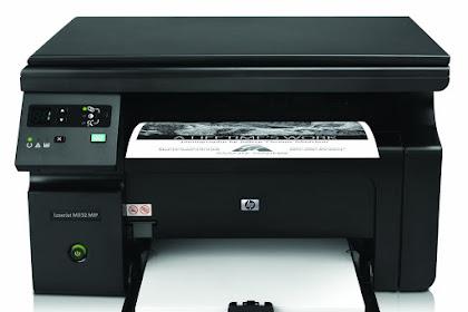 Driver Stampante HP LaserJet Pro M1132 Download  Installazione Gratuita Per Windows