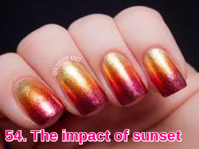 The impact of sunset