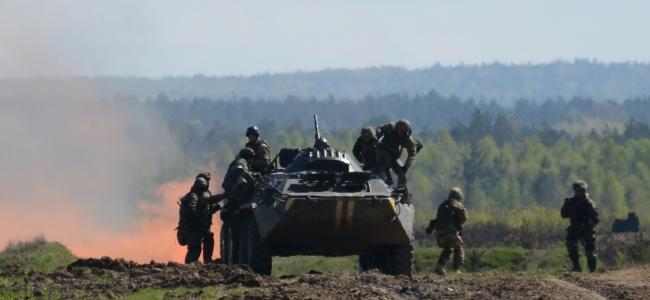 військовий полігон Яворів