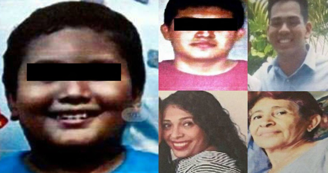 En Acapulco hallan cadáveres de cinco integrantes de una familia levantada por convoy de sicarios; dos son menores