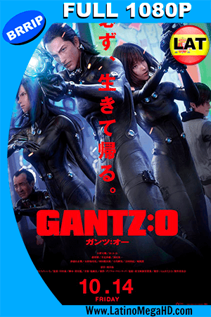 Gantz:O (2016) Latino Full HD 1080P - 2016