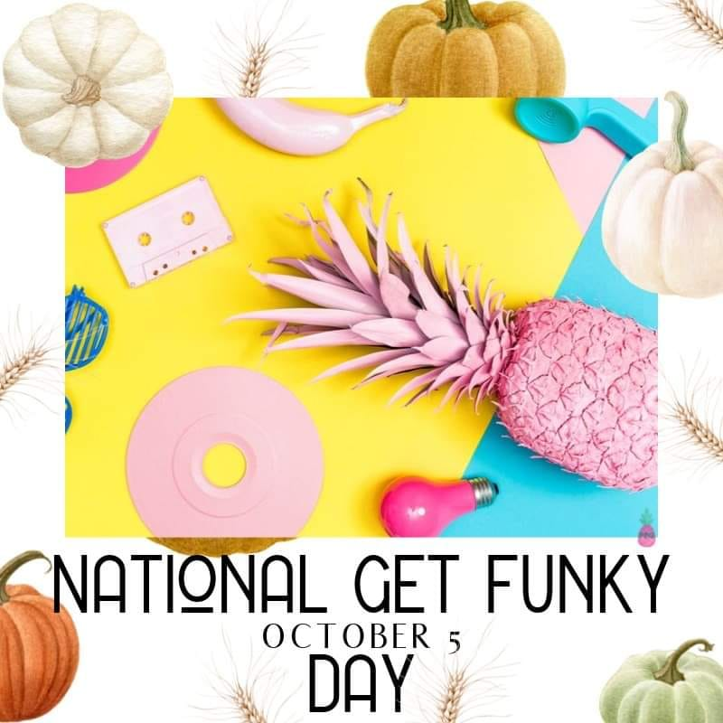 National Get Funky Day Wishes for Instagram