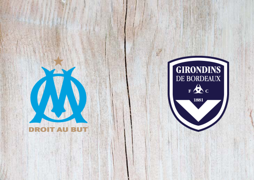 Olympique Marseille vs Bordeaux -Highlights 8 December 2019