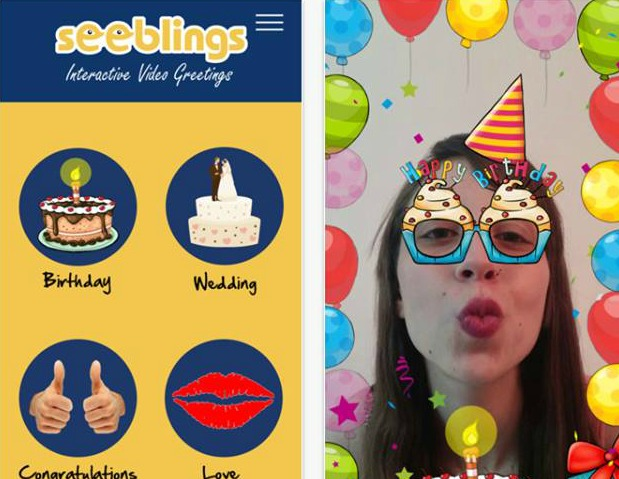 HIGHTECHHOLIC: Seeblings – Amazing app that allows creating