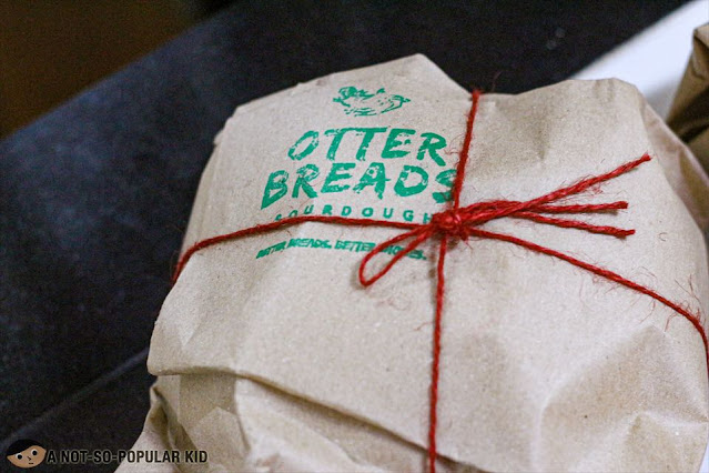 Otter Bread's Sourdough Specialty