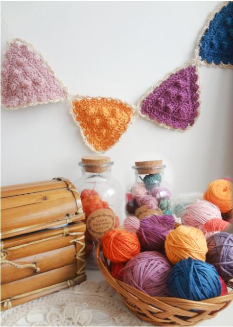 Yarn Eating Patterns