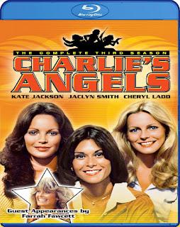 Los Ángeles de Charlie – Temporada 3 [4xBD25] *Con Audio Latino, no subs