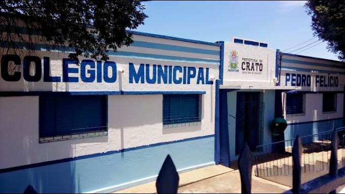 Crato: Escola histórica    completa 58 anos de fundação e apresenta redução da evasão escolar