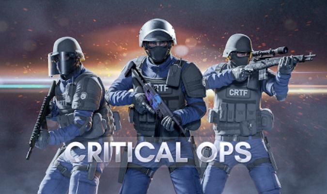 Rekomendasi Games Gratis Android Terbaru - Critical OPS