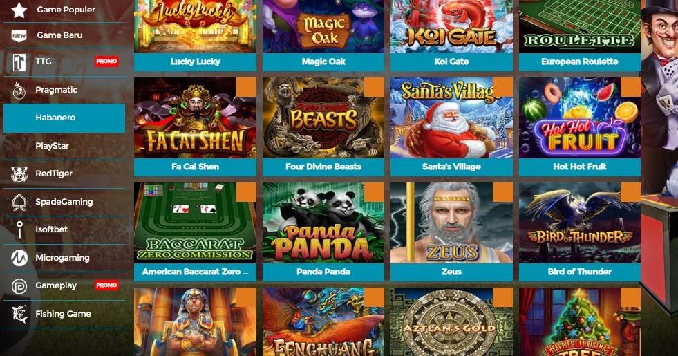 The Situs Judi Slot Online Terpercaya